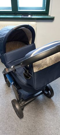 Wózek głęboko spacerowy Xlander X-pulse Limited