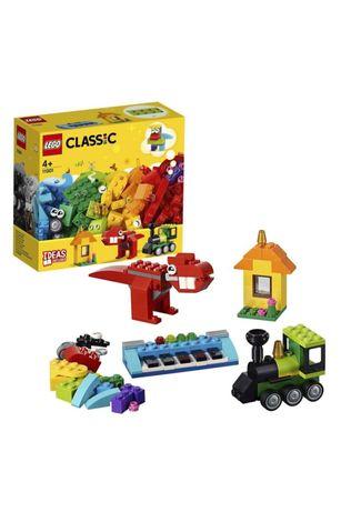 Конструктор LEGO Classic Кубики и идеи 11001  состояние нового.