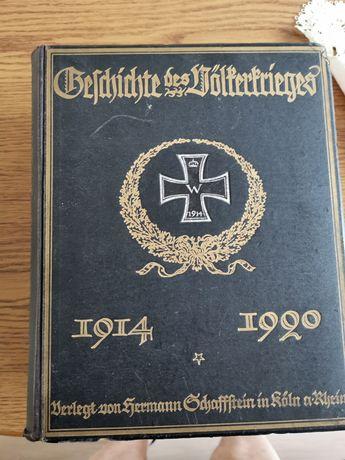Krzyż Żelazny l Wojna Książki Historia Geneza Wojny Tortur