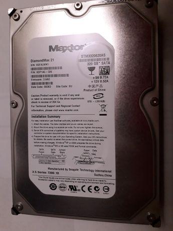Жесткий диск Maxtor