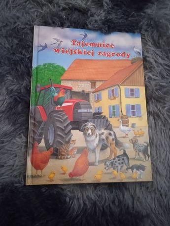 """Książka ,,Tajemnice wiejskiej zagrody"""""""