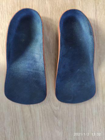 Korekcyjne wkładki do butów r 28