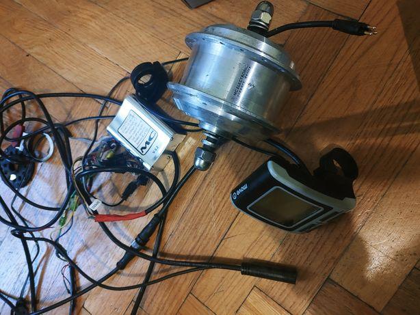 Zestaw zmiana na rower elektryczny 24V