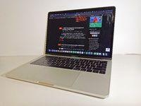 MacBook 13 Pro 2017 TB i7 16GB ram 1024GB 1TB ssd jak nowy Koszalin