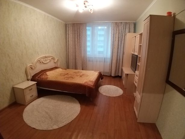 2х комнатная , Закревского 95в,Милославичи, Троещина