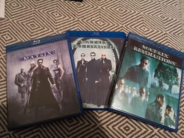 The Matrix - Trilogia (Blu-Ray)