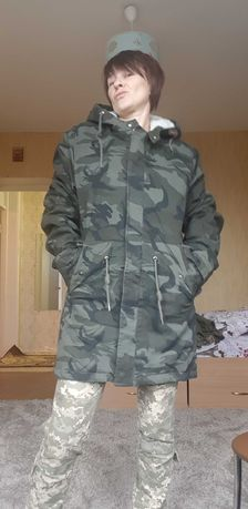 Куртка парка L, Италия