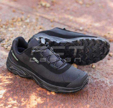 Кроссовки GoreTex-10°C SoftShel тактические/трекинговые зимние ботинки