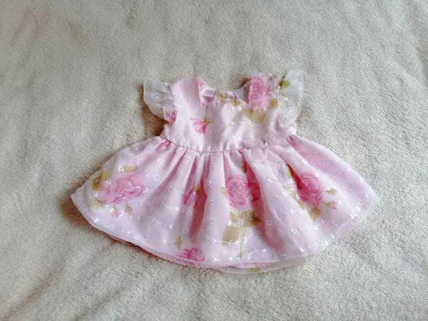 Sukienka rozmiar 56