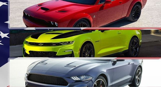 Тюнинг для Ford Mustang, Dodge Challenger, Chevrolet Camaro всех годов
