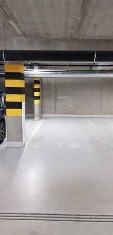 Miejsce postojowe w hali garażowej Red Park