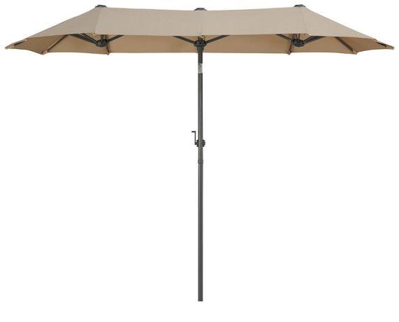 Parasol ogrodowy »Fuerteventura«, dł. x szer .: 460x250 cm