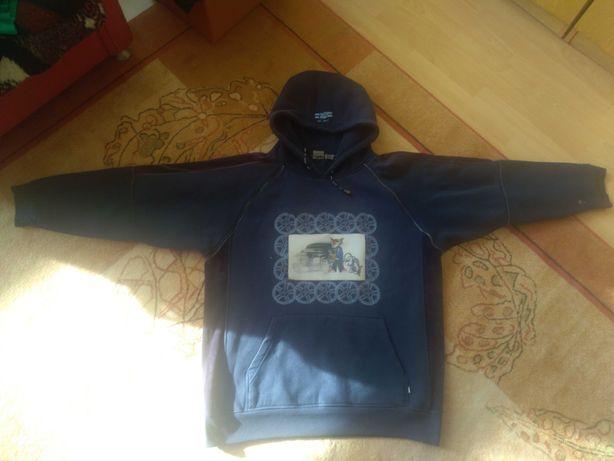 Gruba bluza Oldskool r. XL