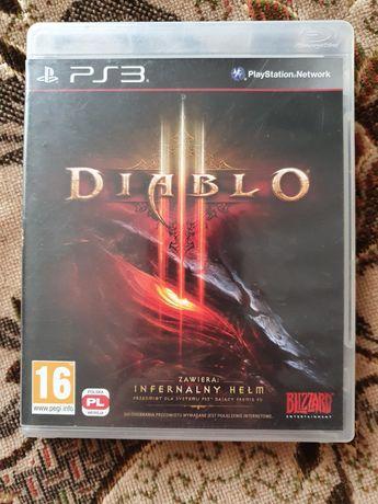 Diablo 3 gra na ps3