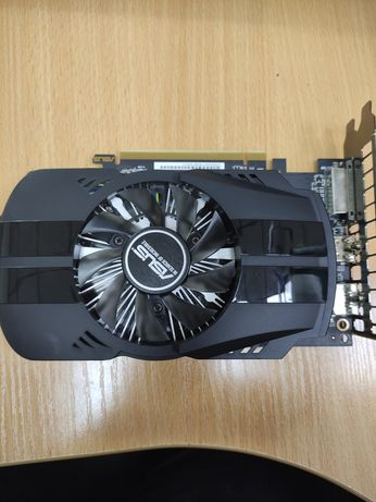 Asus Radeon RX 550 EVO 2GB GDDR5 (128bit) (1183/6000)