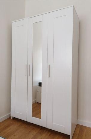 IKEA Roupeiro Branco : 6meses usado