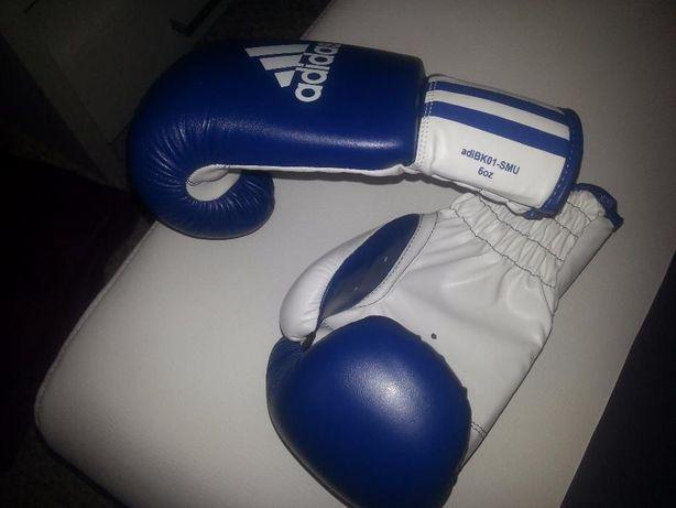 Rękawice bokserskie Adidas Rookie-2 chłopięce