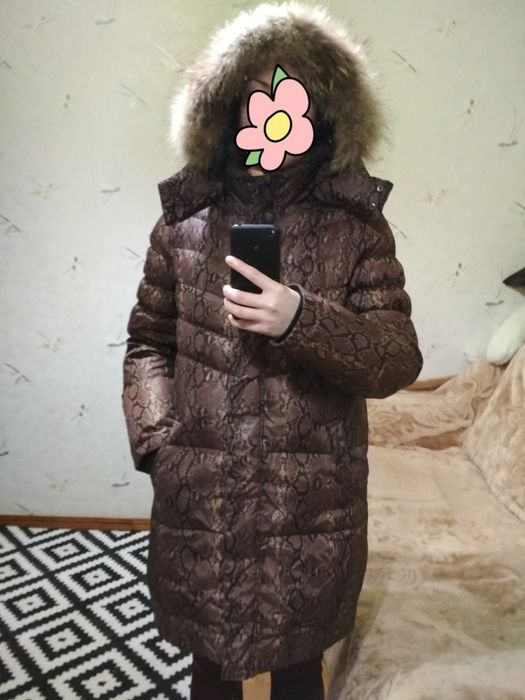 Пуховик рептилия, пальто, куртка, пухан, дутик Запорожье - изображение 1