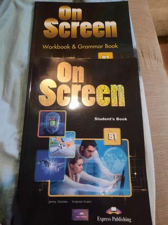 On Screen B1 учебники английского для Cambridge English