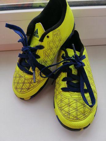 Футбольные бутсы кроссовки Адидас (оригинал) 17 см