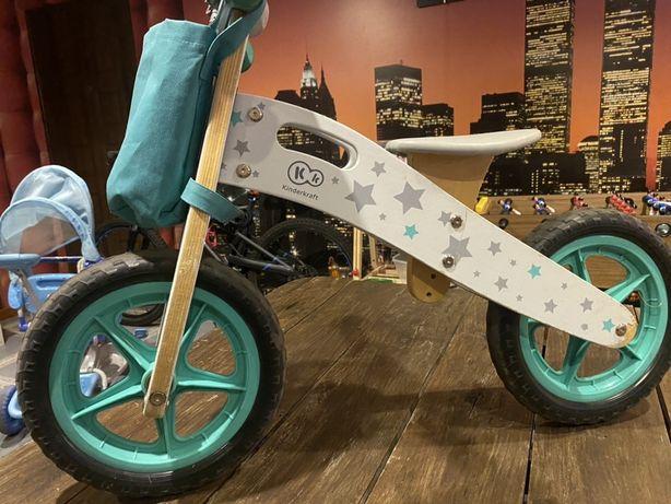 Super rower biegowy, rowerek kinderkraft od 2-3 lat polecam
