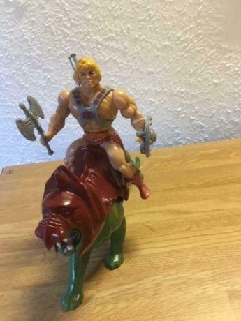 He-man & BATTLECAT 1981 (Vintage)