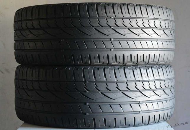 Летние шины б/у 255/60 R18 -112H- Continental Cross Contact UHP СКЛАД