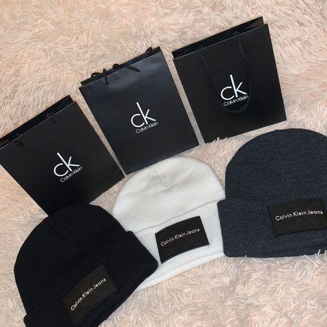 Зимняя шапка Calvin Klein, унисекс, мужская/женская цена