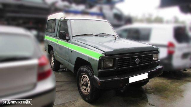 Nissan Patrol 2.7TD 4x4 1999 - Peças Usadas