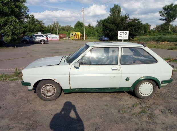 Форд фіеста 1.3,по запчастинах.