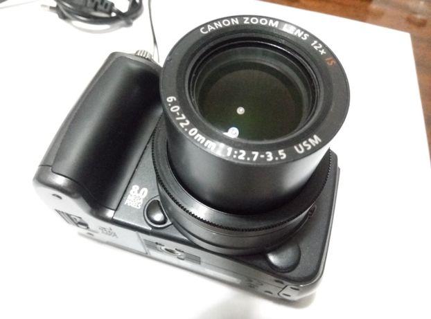 Фотоапарат Canon s5is