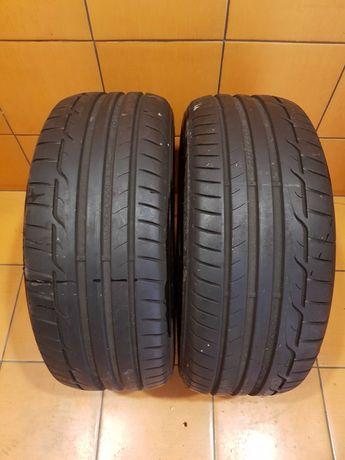 225/55/16 95Y Dunlop Sport MAXX Opony LETNIE 2szt 6,5mm 2019r F150