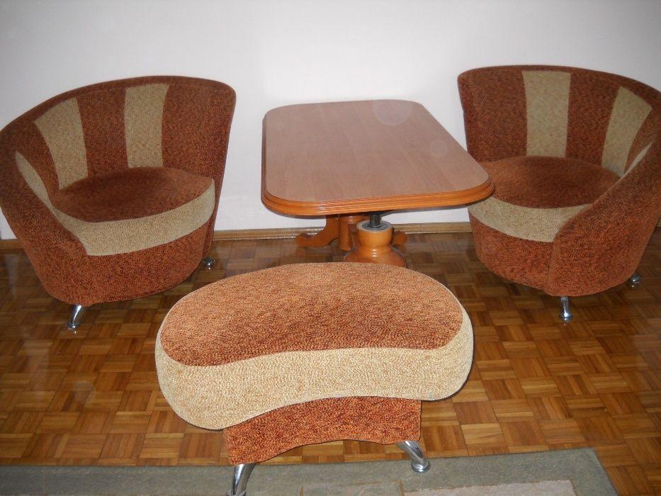 fotele plus duży puf Potworów - image 1