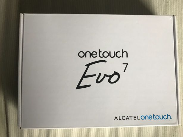 Tablet One Touch  Evo 7 Alcatel