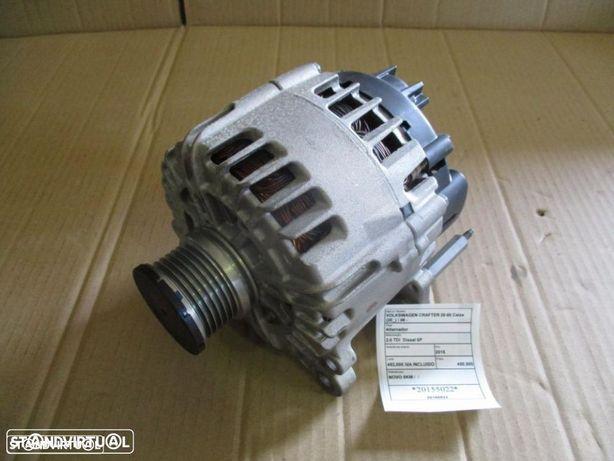 Alternador NOVO ORIGINAL Volkswagen Crafter 2.0TDI