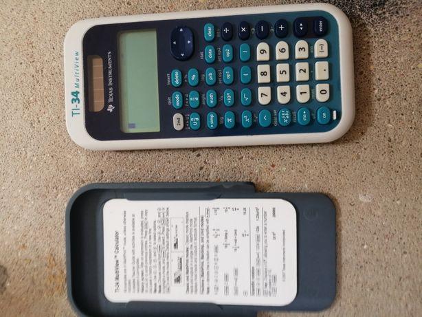 Calculadora Texas TI-34 Multiview
