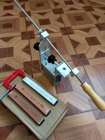 Ostrzałka systemowa do noży aluminiowa