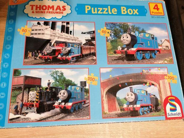 Puzzle Tomek pociąg