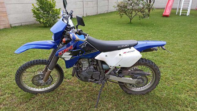 Motocykl Cross  Suzuki DRZ 400