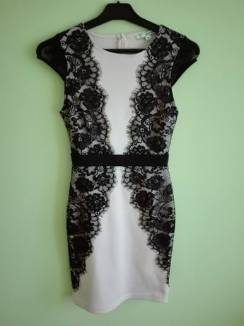 Sukienka Tally Weijl XS, idealna na studniówkę