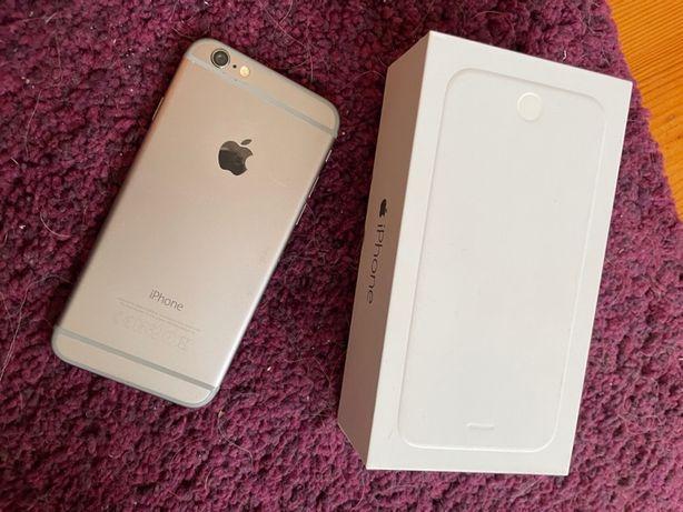 iPhone 6 64 gb, biały/ szary