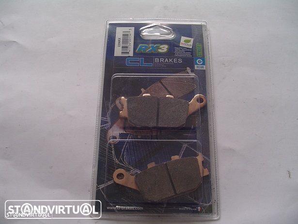 Pastilha Travao Tras Honda CB 600 F HORNET de 1998 a 2006, NT 600