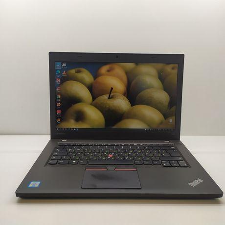 Ноутбук Lenovo ThinkPad T460 14/ i5-6300U/ 8 RAM/ 120 SSD/ Intel HD бу