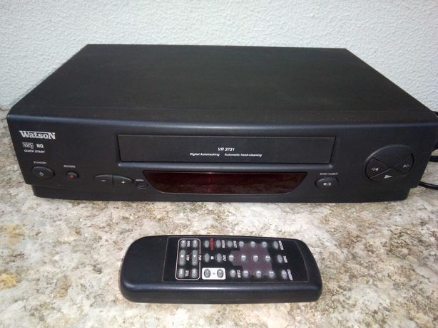Leitor VHS para peças ou para reparar