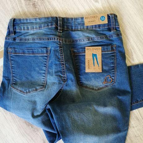 Sprzedam nowe spodnie jeansowe