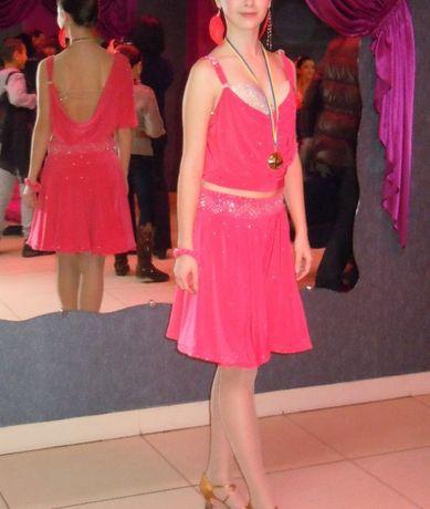 бальне плаття - латина