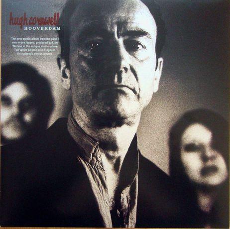HUGH CORNWELL - HOOVERDAM - LP -winyl , nowa , zafoliowana