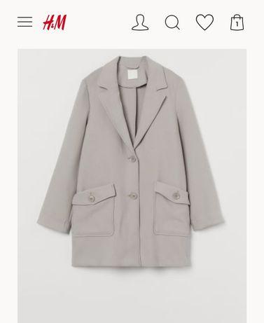 Пальто короткое H&M