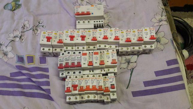 Дифференциальный автомат / Автоматические выключатели ElectrO и E.Next