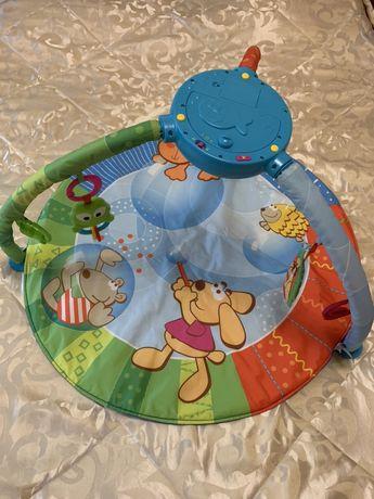 Детский развивающий коврик Chico
